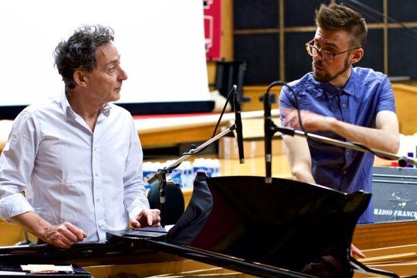 Pierre Roullier et Andrzej Kwiecinski