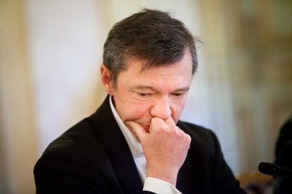 France, 4 février 2012 - Stéphane Rozès, président de Conseils, Analyses et Perspectives (CAP).
