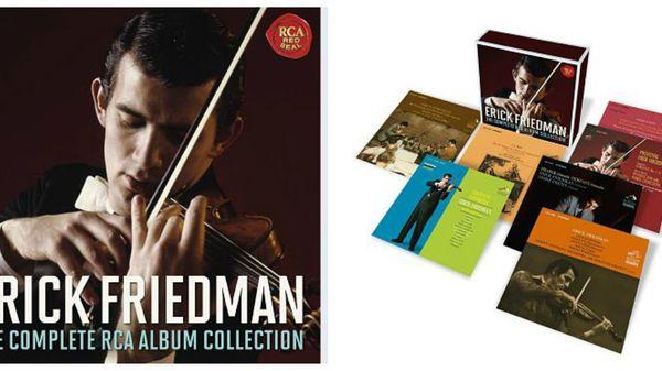 Erick Friedman, violon (4/5)