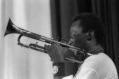 Miles Davis à Pleyel, décembre 1969