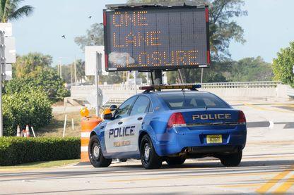 La police de Palm Beach a pris une initiative étonnante sur Twitter