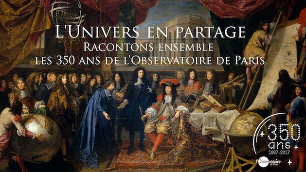 L'Observatoire soutient le tournage d'un film-événement de 3 minutes retraçant l'Observatoire de son origine jusqu'à aujourd'hui. Un site de financement participatif est ouvert à tous à l'adresse : http://bit.ly/2pRC9sk