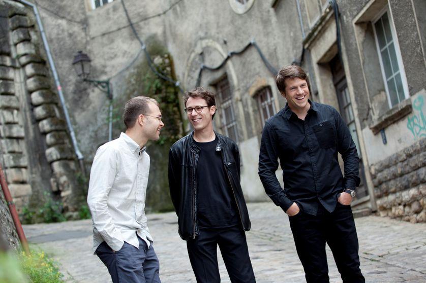 Michel Reis, Marc Demuth, Paul Wiltgen