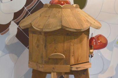 Capture écran de la ruche de Juliette Dorizon