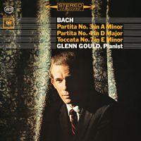 Partitas de Bach par Glenn Gould