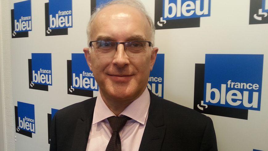Le directeur de l'OIT de Metz, Christian Krebs.