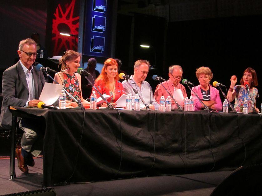 Lucas Fournier/ Eva Almassy/ Jehanne Carillon/Hervé Le Tellier/Patrice Minet/Odile Conseil/Françoise Treussard