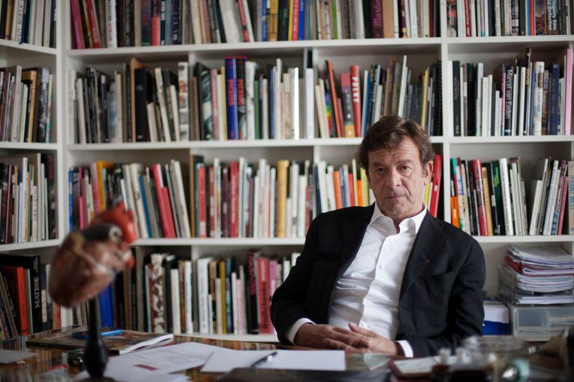 Antoine de Galbert, 2014