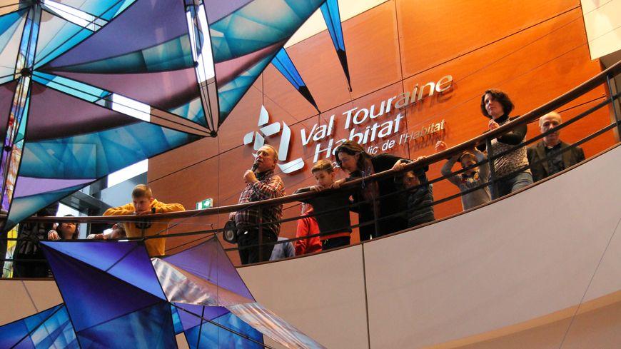 Pour la 4ième année, Val Touraine Habitat a donné un coup de pouce à 5 associations