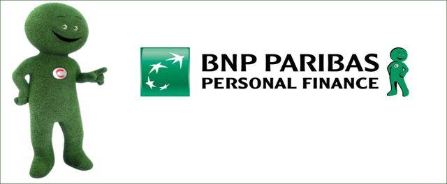 Logo de BNP Paribas-Personal Finance