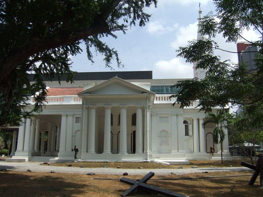 L'église arménienne de Singapour