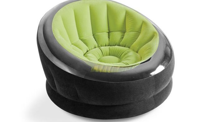 fauteuil gonflable ONYX