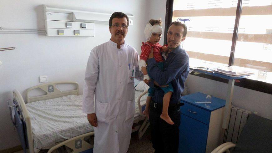 Mestafa Lynchanete et l'association Espoir Enfant 54 existe depuis 2011