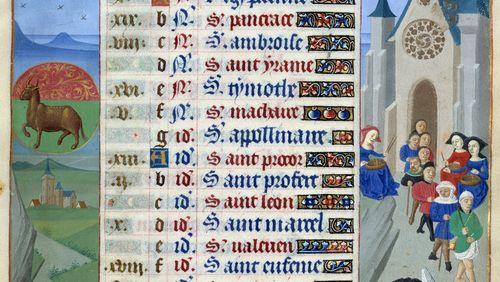 La pratique de la route du pèlerin au Moyen-Age