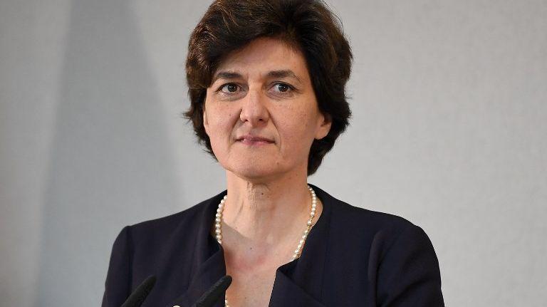 Sylvie Goulard le 1er juin 2017