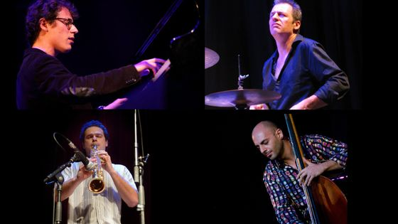 Michel Reis et son Paris Quartet en concert.
