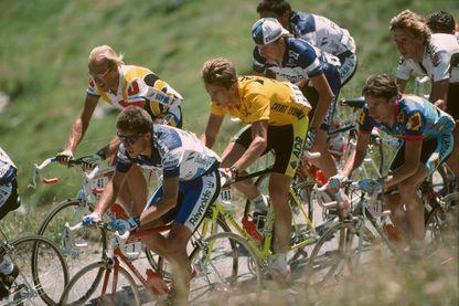 Le Tour de France en 1989