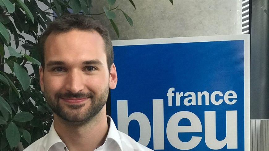 Ugo Bernalicis, candidat élu de la France insoumise dans la 2e circonscription