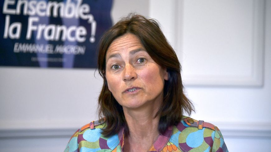 Sandrine Mörch, la nouvelle députée REM de la 9e circonscription de Haute-Garonne