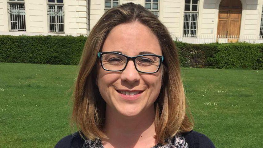 Marjolaine Meynier-Millefert a 34 ans et avait pour seule expérience en politique son mandat de conseillère régionale d'opposition depuis 2015.