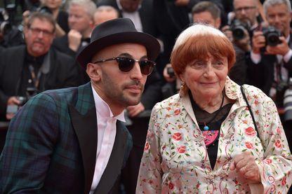 JR et Agnès Varda, festival de Cannes 2017