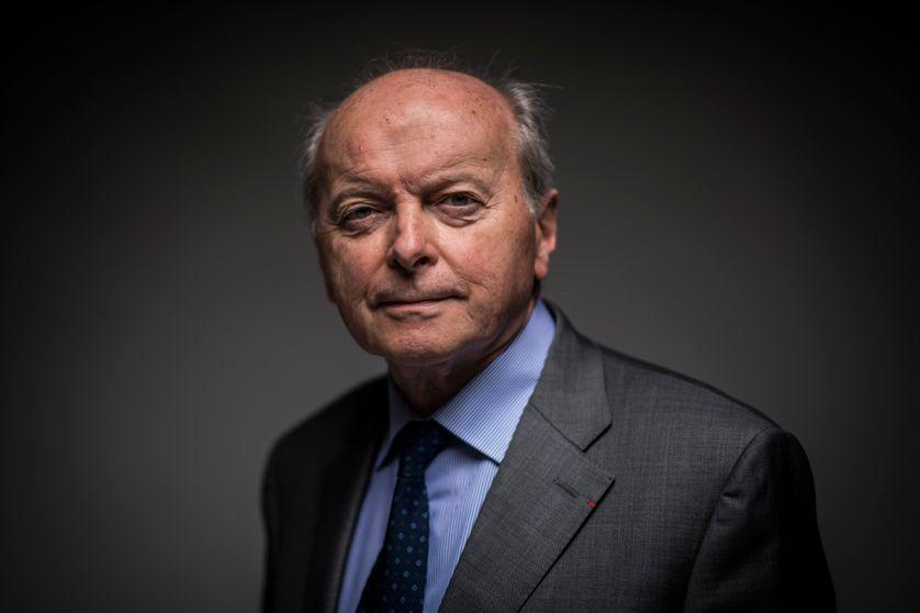 Portrait de Jacques Toubon, Défenseur des droits