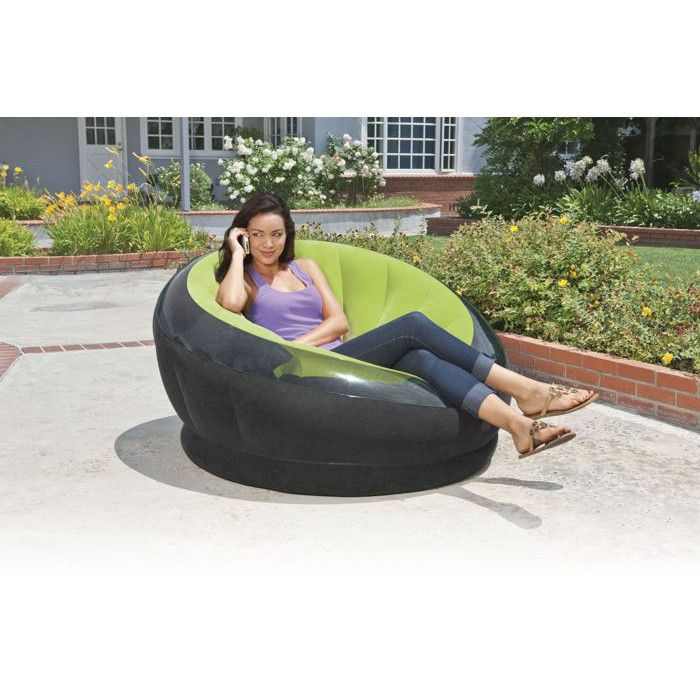fauteuil gonflable ONYX illustration