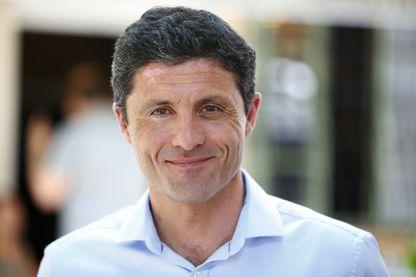 Jean-Felix Acquaviva, député indépendantiste de la 2ème circonscription de Haute-Corse (membre de la coalition autonomiste et séparatiste Pè a Corsica) le 14 juin 2017.