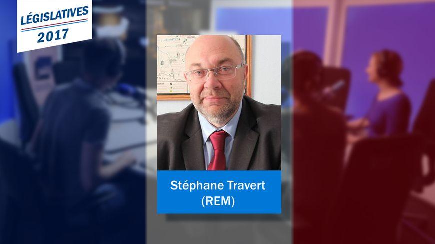 Stéphane Travert, député REM de la circonscription de Coutances-Valognes (photo transmise par le candidat).