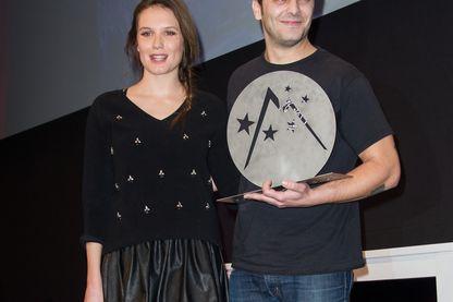 Ana Girardot et Pio Marmaï en 2015