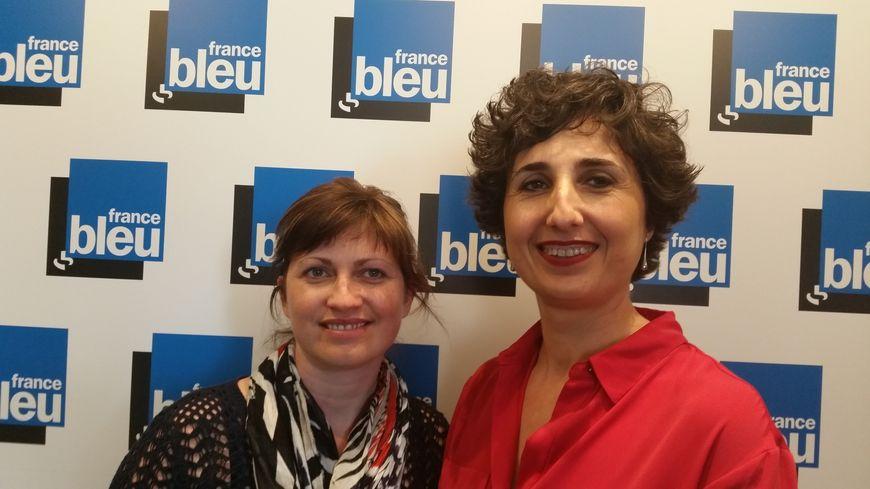 Isabelle et Stéphanie Pronesti