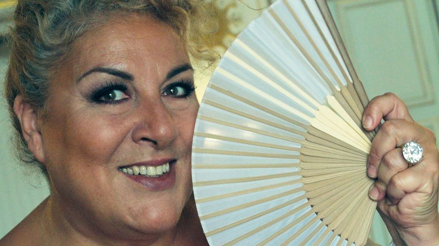 Marianne James à Strasbourg pour présenter la saison 4 de Prodiges