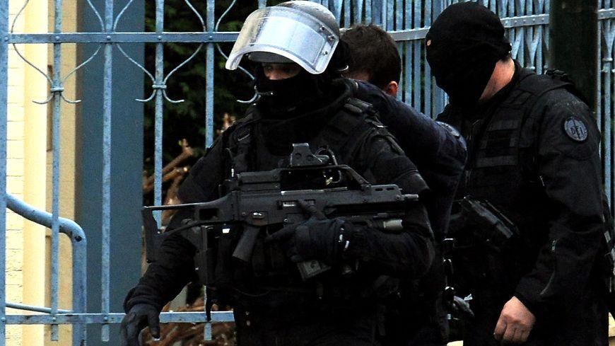 Des policiers du RAID ont participé à l'intervention à Nancy (illustration).