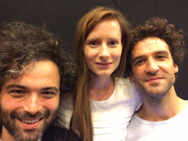 Babx, Marie Remond & Sébastien Pouderoux