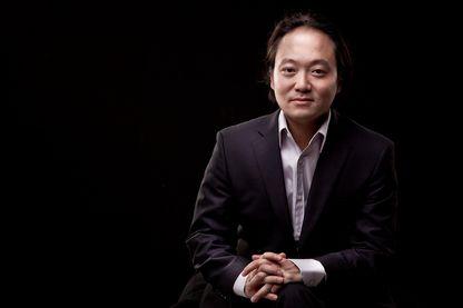 Scott Yoo, directeur de l'Orchestre Philharmonique de la ville de Mexico - 2016