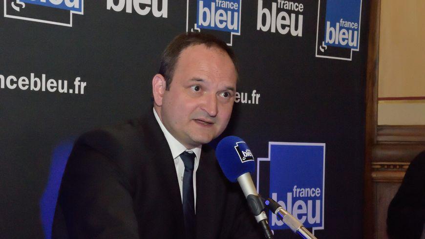 Régis Juanico, réélu in extremis lors des dernières législatives.