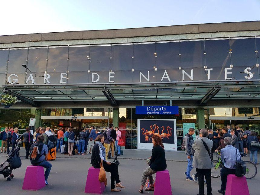 Estação Gare de Nantes