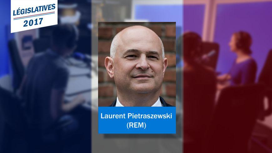 Laurent Pietraszewski, le nouveau député REM de la 11e circonscription du Nord