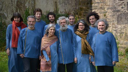 Chœurs arméniens en exil, avec Aram Kerovpyan