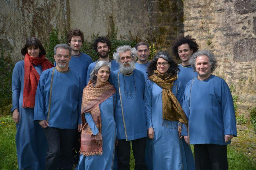 Choeurs arméniens en exil