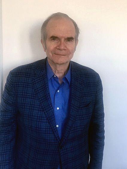 Paul Steiger, fondateur du site américain ProPublica, lors du Journalism Funders Forum