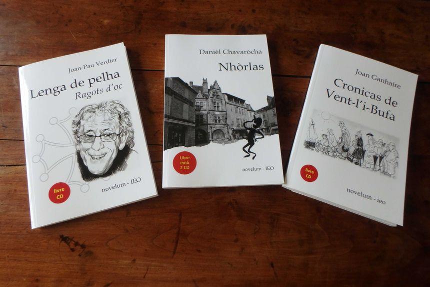 livres CD Novelum