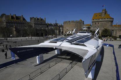 L'Energy Observer, le Solar Impulse des mers