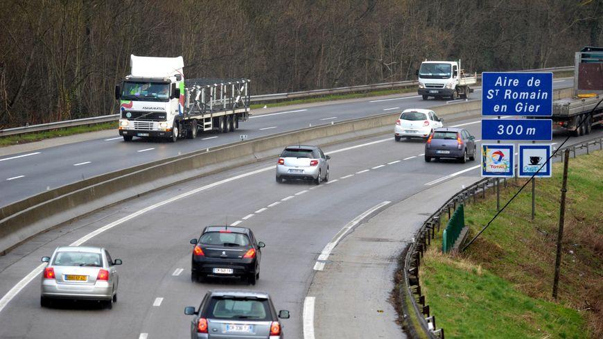 Dans l'idéal, l'A47 (en illustration) serait désengorgée par l'A45.