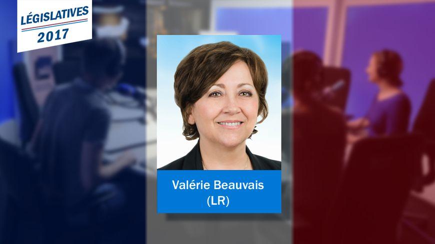 Valérie Beauvais a inversé la tendance du Premier Tour, et est élue dans la 1ère circonscription de la Marne (photo transmise par la candidate)