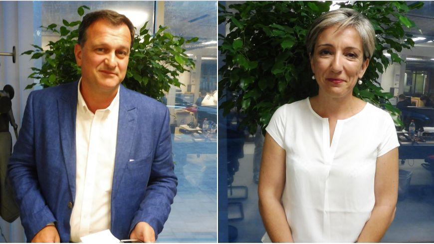 Louis Aliot et Christine Espert qualifiés pour le second tour
