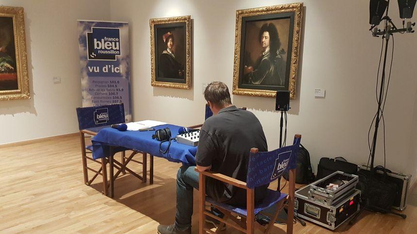 Studio France Bleu Roussillon