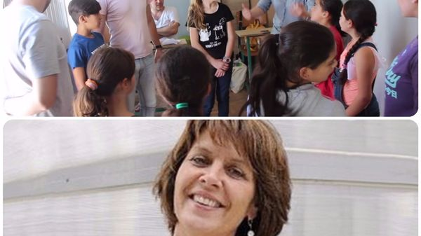 Journée mondiale des réfugiés : El Sistema Grèce avec Dominique Boutel