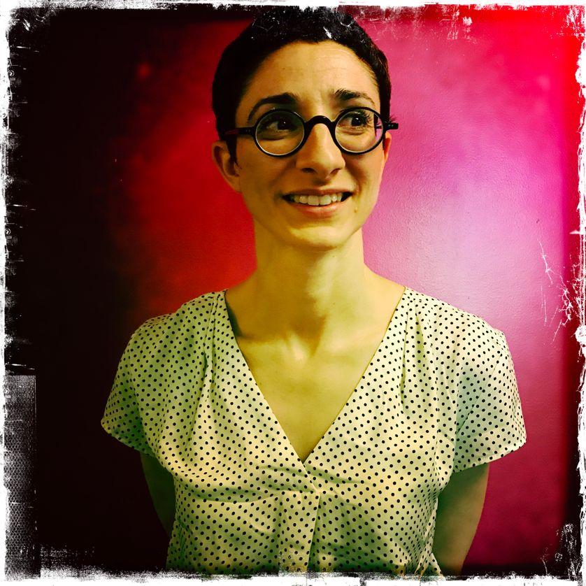 Claire Ducournau, maîtresse de conférences à l'Université Paul-Valéry de Montpellier
