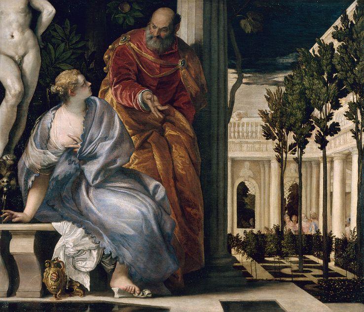 Bethsabée au bain est un tableau du peintre de la Renaissance italienne Paul Véronèse, daté d'environ 1575 et conservé au musée des beaux-arts de Lyon. Wikipédia